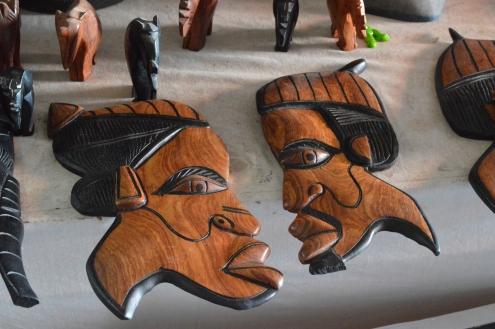 Marriage masks