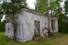Old generator room