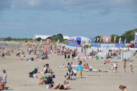 No need for Costa del Sol or Bondi beach, we have Pärnu