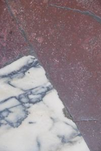 """""""Cheap"""" and expensive floor marble"""