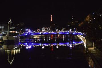 Theatre bridge