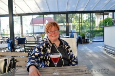 Well deserved Cosmopolitan, Lidö krog
