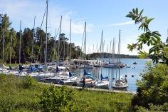 Malma Kvarn harbour