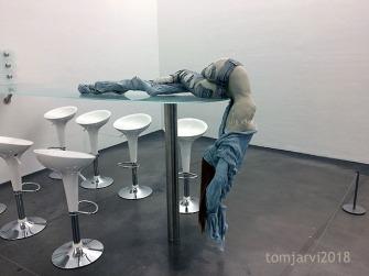 Anna Uddenberg, Swirl Lounge