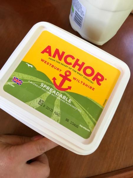 Maritime butter