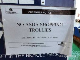 What about Tesco?