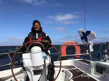 Owner not relinquishing the helm