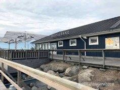 Ystad Marina restaurant, murder scene in Wallander-city, known as restaurant Chez moi in one movie