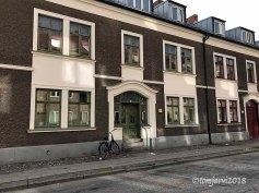 Mariagatan 11C chosen as Wallanders home for the movies