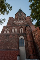 Greifswald huge church